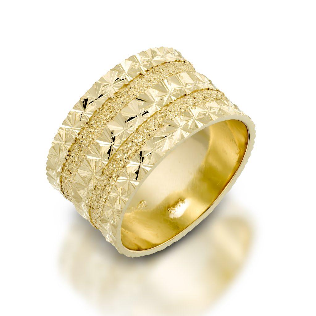 טבעת נישואין R18
