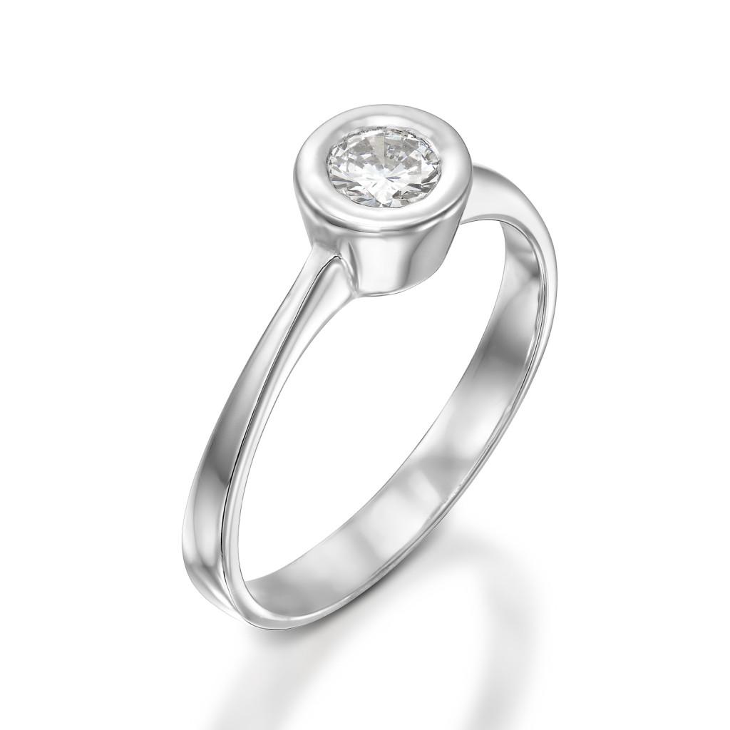 טבעת אירוסין - JEAN