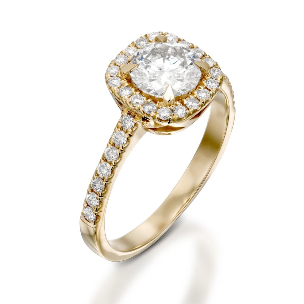 טבעת אירוסין - MARIE