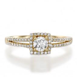 טבעת אירוסין - KAREN