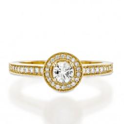טבעת אירוסין - EVELYN