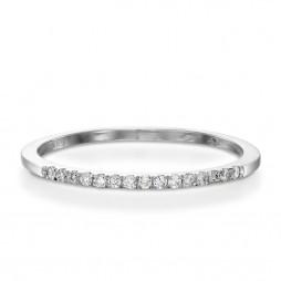 טבעת יהלומים - D05