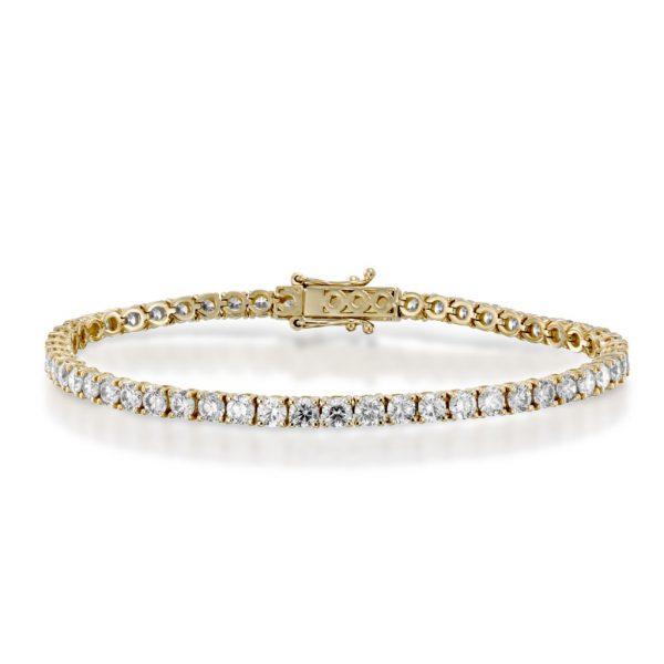 ברצינות צמידי יהלום - ג'קסון תכשיטים - יצרן התכשיטים מספר 1 בארץ PH-04