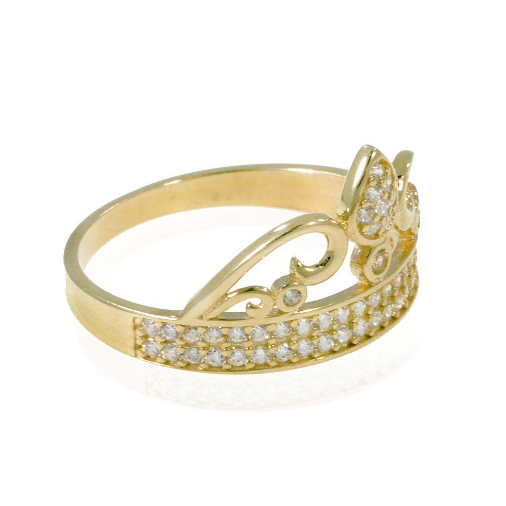 טבעת כתר V24