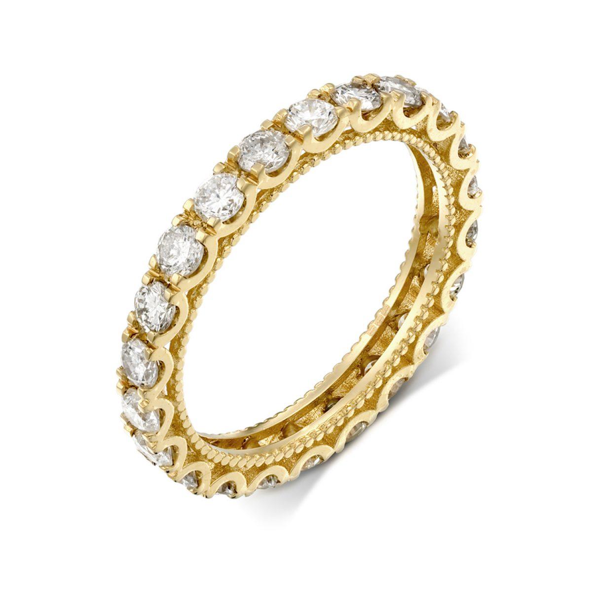 טבעת יהלומים - מאי