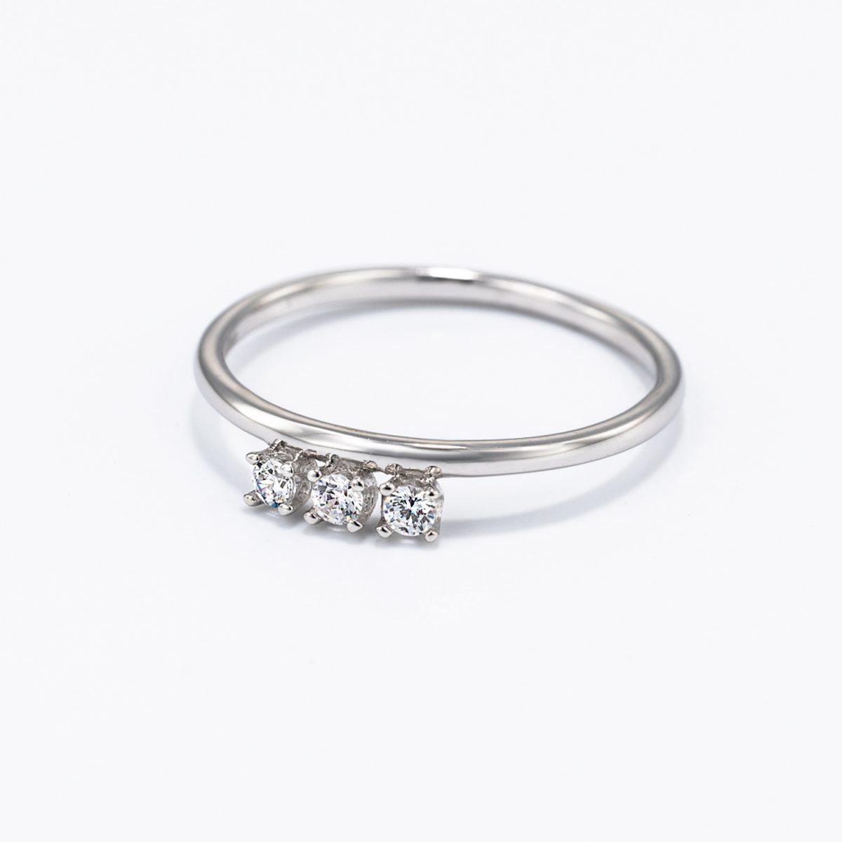 טבעת יהלומים - סיוון