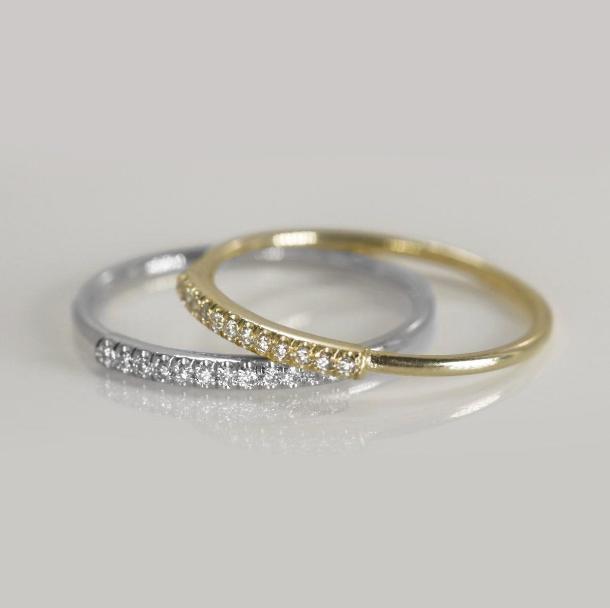 טבעת יהלומים - יולי
