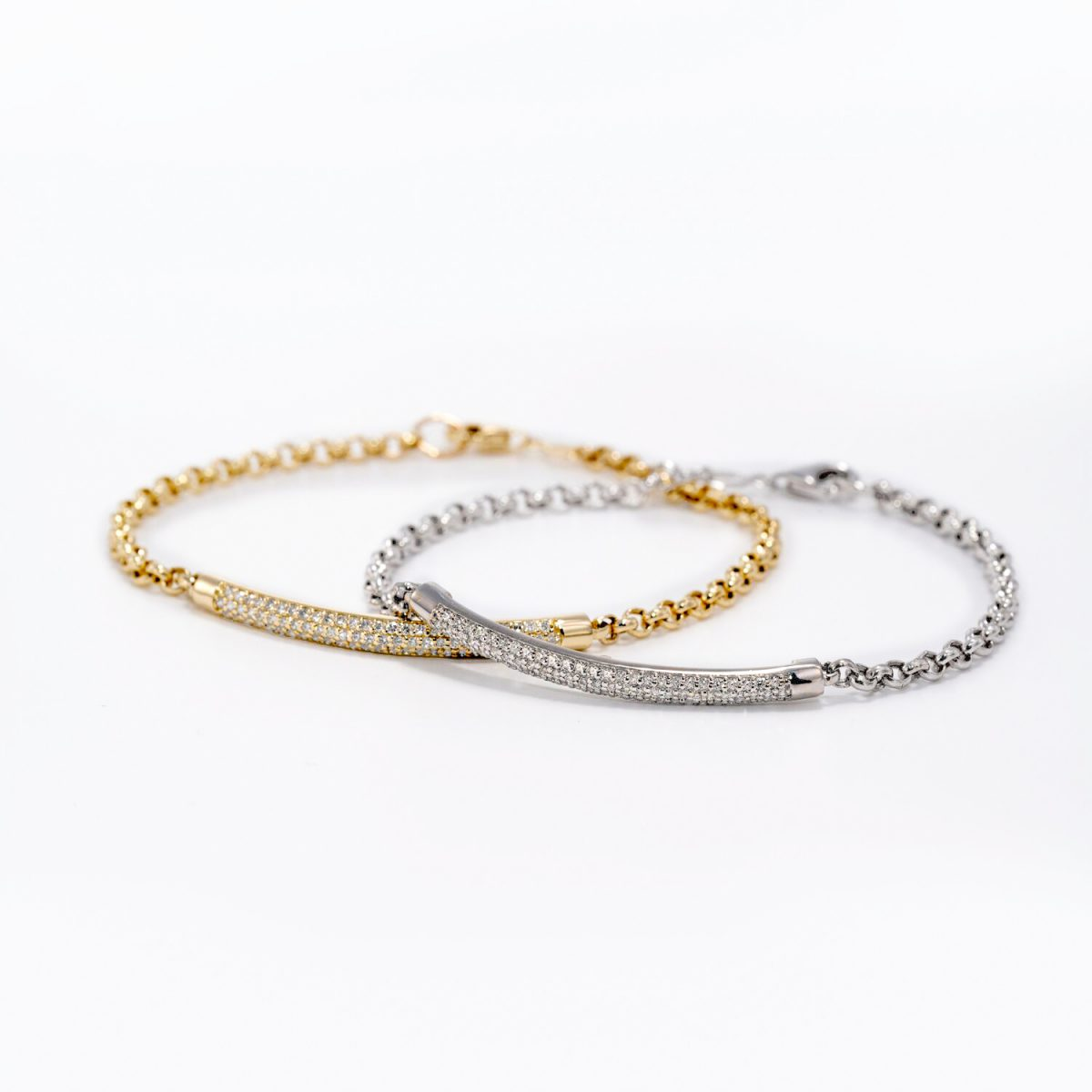 צמיד זהב - מעיין