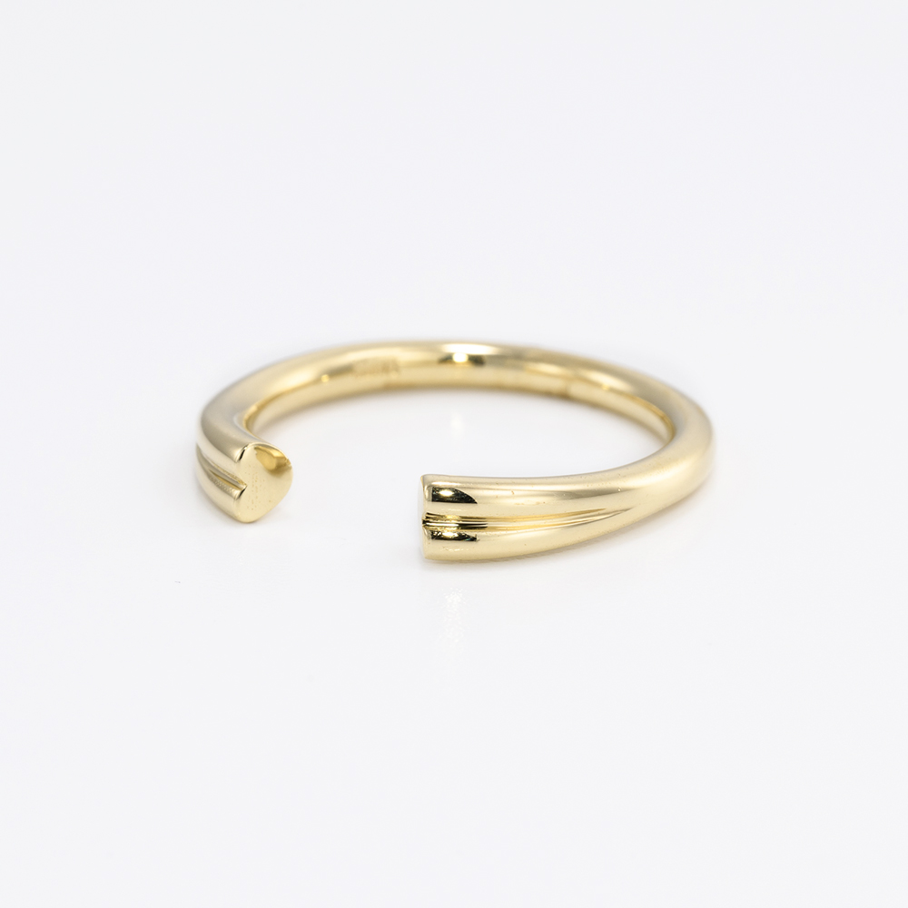 טבעת זהב - מיכל