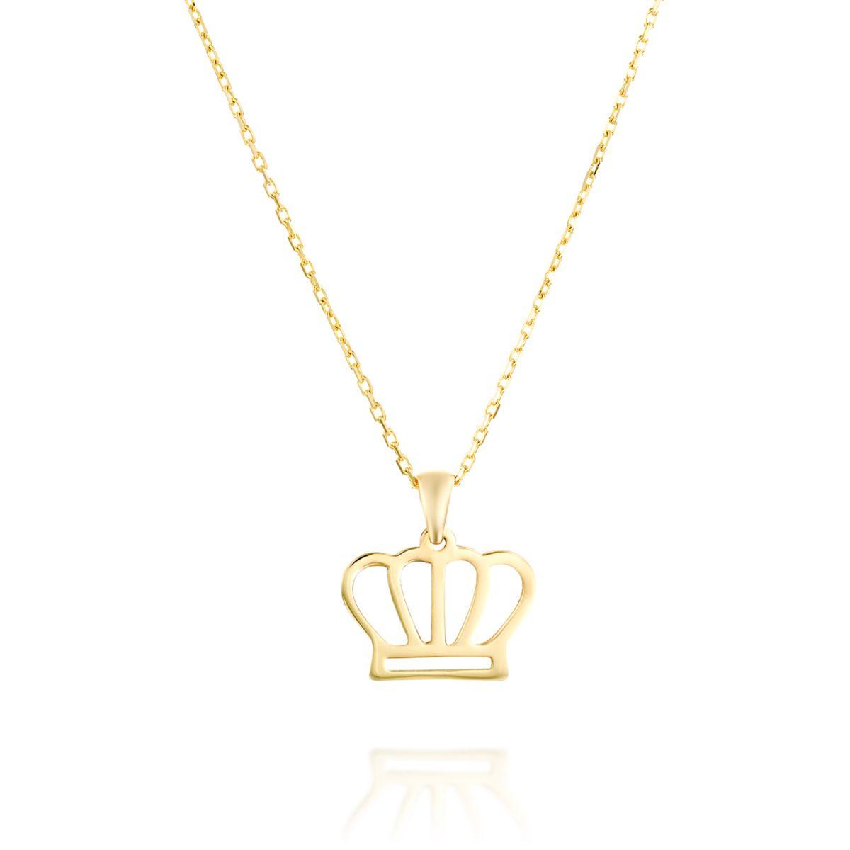 שרשרת זהב - כתר
