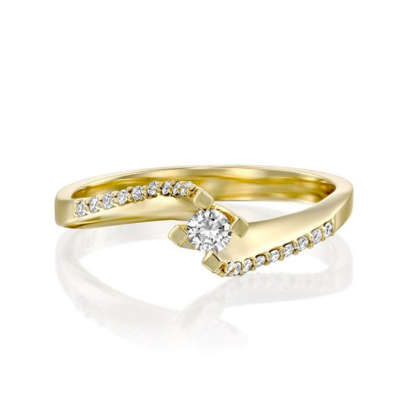 טבעת יהלומים שלי