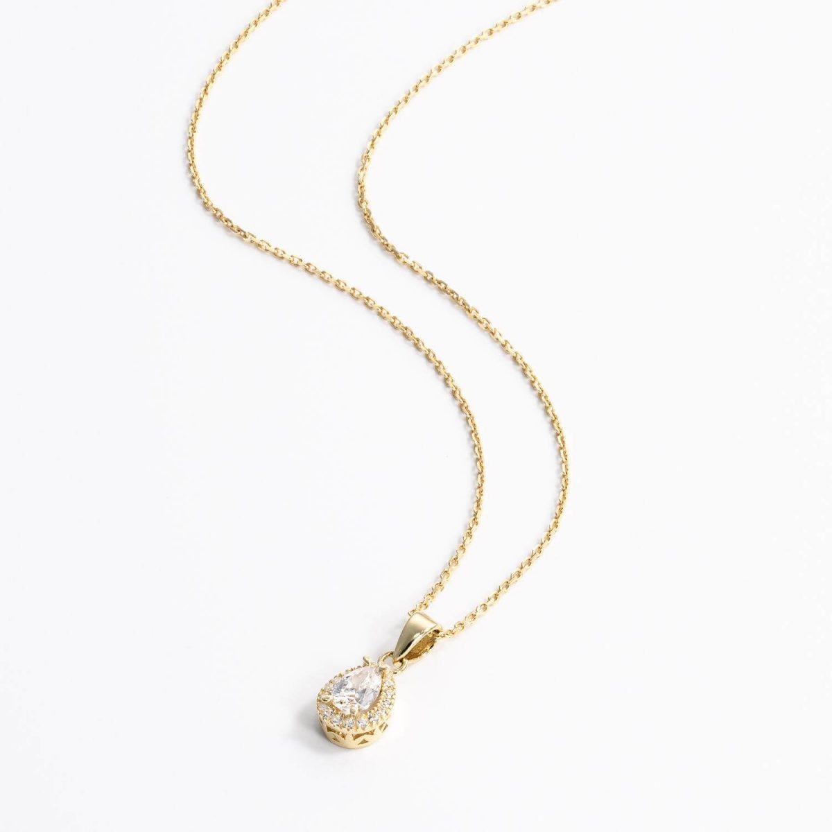 שרשרת זהב אמילי