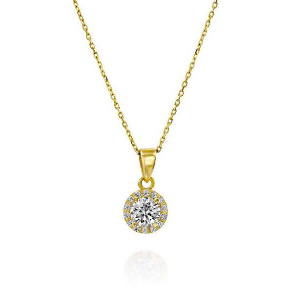 שרשרת זהב מור