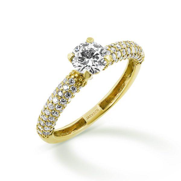 טבעת אירוסין כרמל