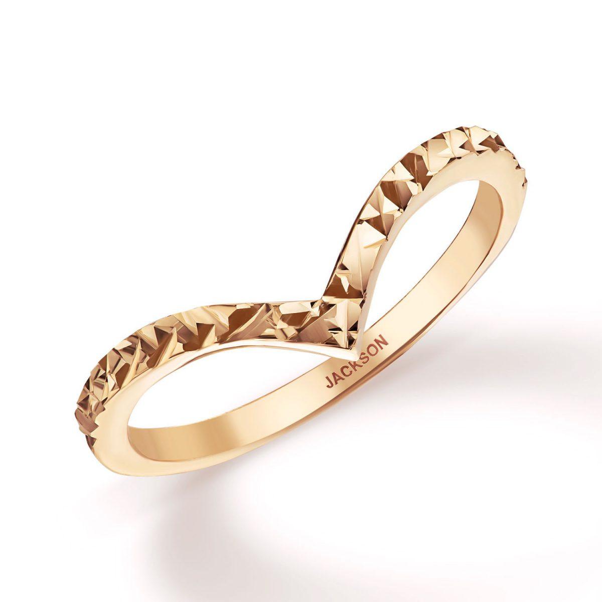 טבעת זהב - ויקי - זהב אדום