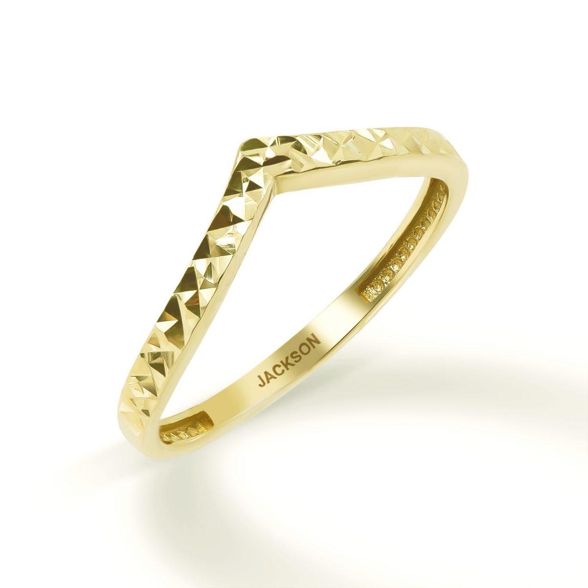 טבעת זהב - ויקי -זהב צהוב