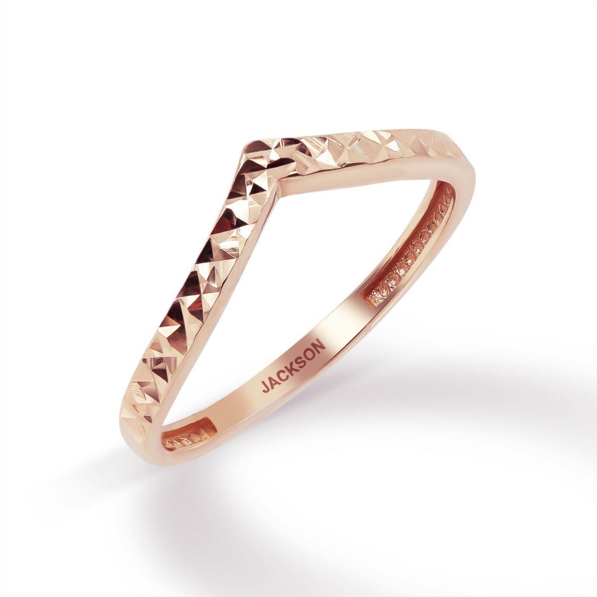 טבעת זהב - ויקי -זהב אדום