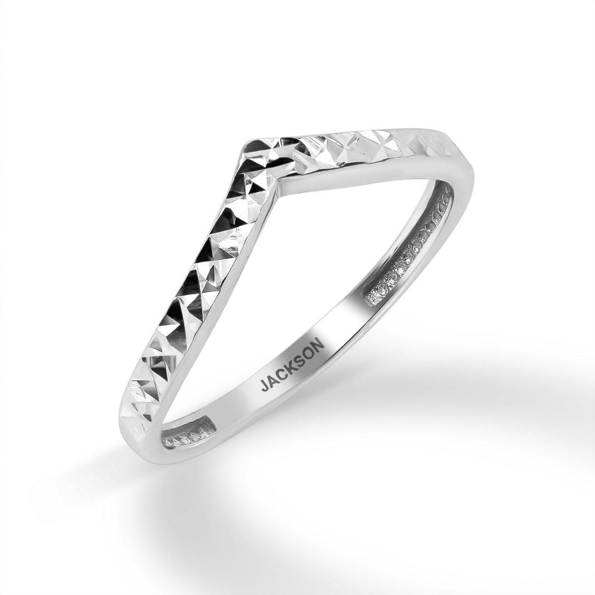 טבעת זהב - ויקי -זהב לבן