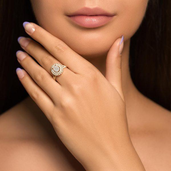 טבעת זהב - אליזבת