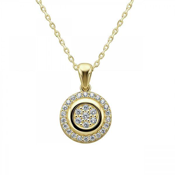 שרשרת זהב - אוליביה - זהב צהוב