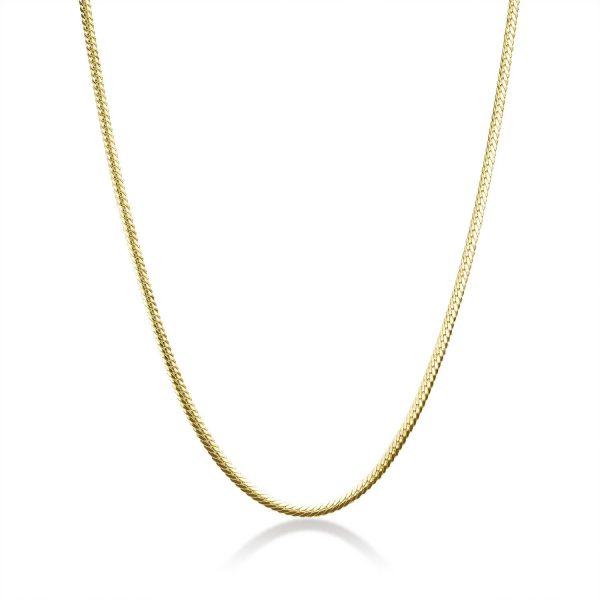 שרשרת זהב - שירין - זהב צהוב